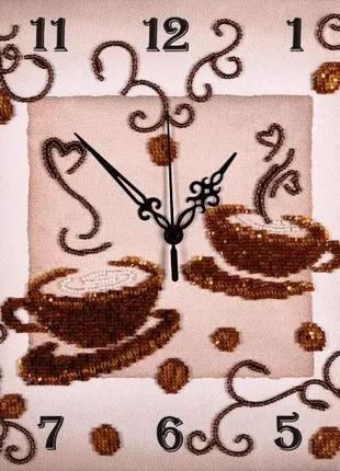 """Набор для вышивания бисером """"Часы"""""""
