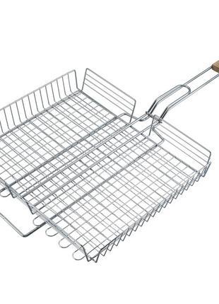 Решетка для барбекю и гриля/ Шампура