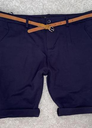 Супер крутые стрейчевые шорты с лампасами бренд sisters point ...