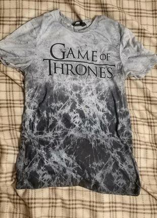 Game of thrones merch игра престолов футболка