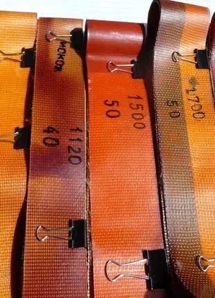 Приводные плоские бесконечные ремни из синтетических материалов