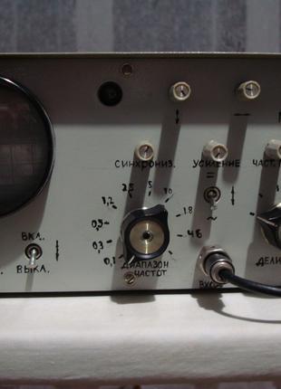 Осциллограф Мастеру - радиолюбителю