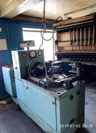 Стенд испытания дизельной топливной аппаратуры , ТНВД КИ 15711М
