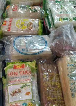 Лапша рисовая  PHO KHO  Thanh Thuy 500г купить в Украине