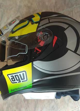 Мото шлем AGV K-3 SV Winter Test K3 K3SV