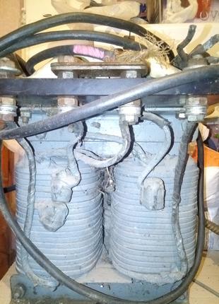 Сварочний трансформатор постоянного тока.