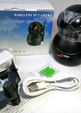 IP камера ANRAN 1080P 2MP Wi-Fi датчиком движения видеонаблюдения