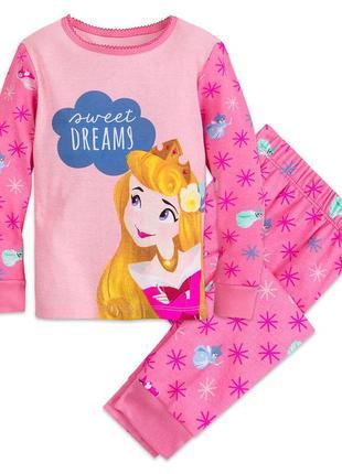 Пижама принцесса аврора disney 5, 6, 7, 8 лет