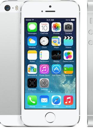 Смартфон Apple iPhone 5S 32Gb Silver CPO