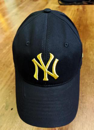 Летняя кепка бейсболка new york