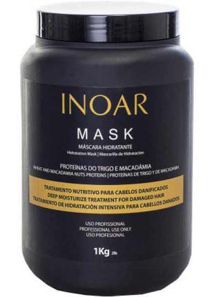 Маска для волос Иноар Макадамия 1000 мл ( Inoar )