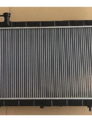 NISSAN X-TRAIL 2017 радиатор охлаждения