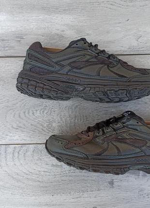 Brooks мужские кожаные кроссовки оригинал весна