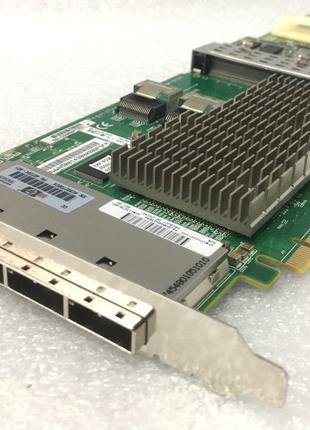 RAID-контроллер HP Smart Array P812/1G, SAS | 587224-001 | 488948
