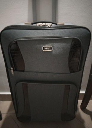 Новый чемодан большой дорожный, Египет. Доставка по Украине