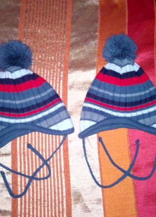 Детские шапки зимние польские tutu
