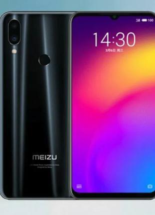 Meizu note 9, 4/64Gb, Black Global version.