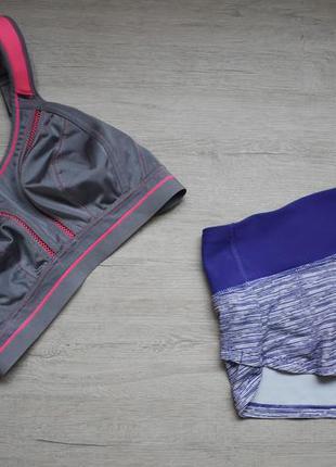 Спортивные шорты размер xs 90 degree by reflex shorts
