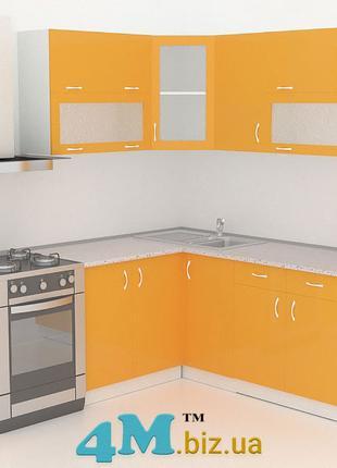 Кухня, мебель от производителя на заказ - дизайн, доставка, устан