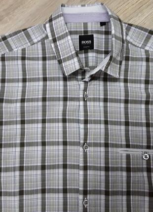 Рубашка Hugo Boss , оригинал .