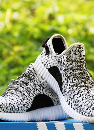 Кроссовки Adidas Yeezy white