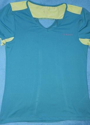 La gear футболка спортивная 12(50) майка