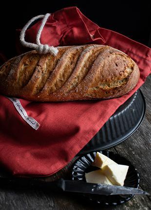 Хлебница текстильная