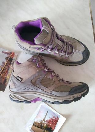 Ботинки merrell с gore tex 37 р 23 см мерел гортекс