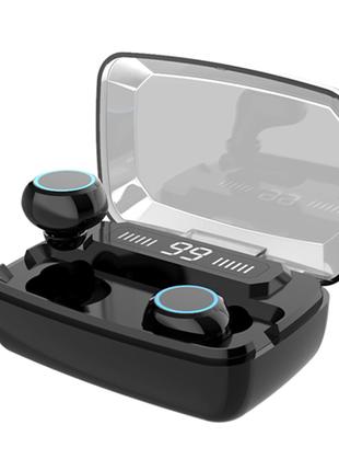 M11 TWS Bluetooth V5.0 наушники с сенсорным управлением