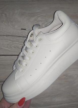 Идеальные кеды ✨ белые кроссовки кеди мокасины