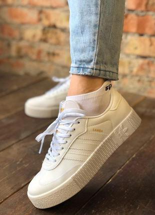 Кроссовки женские adidas samba🌶