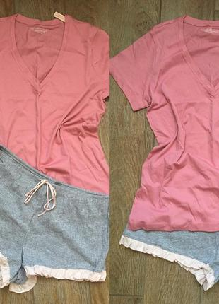 Пижама пижамка для дома и сна виктория сикрет оригинал
