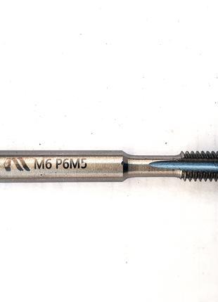 Метчик машинный WoLT М6х1, (Р6М5)