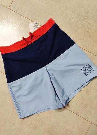 Летние шорты на мальчика, пляжные шорты