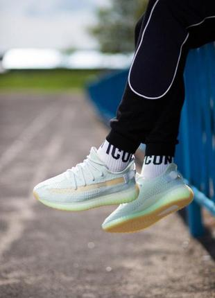 👟кроссовки adidas yeezy boost 350 на лето 👟