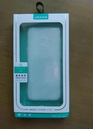 Чехол-бампер для Samsung Galaxy S9