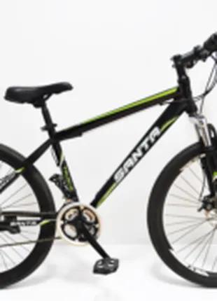 """Велосипед  """"SANTA МТ-16""""(рама-17, скорость-21, колеса-26)"""