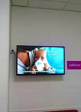 Видео реклама в поликлиниках Киева
