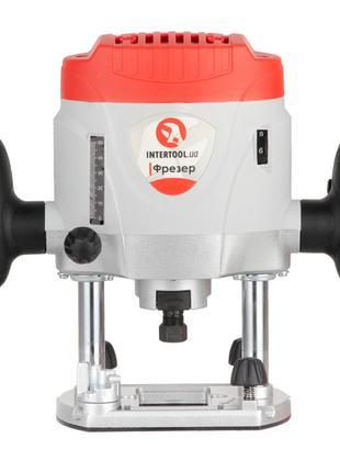 Фрезер, 1200 Вт, 8000-28000 об/мин, цанга 6/8 мм, макс глубина 52
