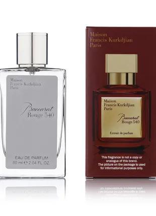 Maison Francis Kurkdjian Baccarat Rouge 540 мини-парфюм (унисекс)