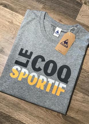 Le coq sportif мужская футболка