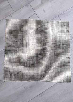Прорезиненый коврик сетка