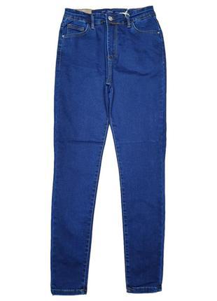 Женские синие джинсы американки