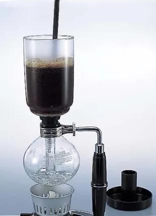 Сифон Hario для кофе, чая | 5 чашек|  600 мл