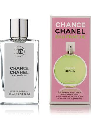 Chanel Chance Eau Fraiche мини-парфюм женский 60мл