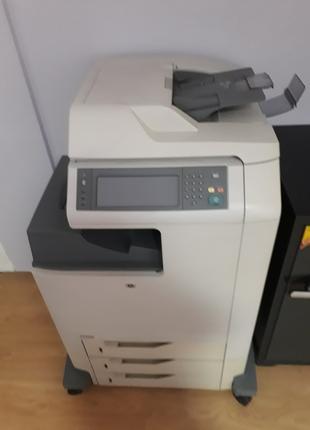 Принтер Hp Color Laserjet Cm4730 Mfp