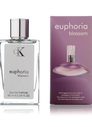 Calvin Klein Euphoria Blossom мини-парфюм женский 60мл