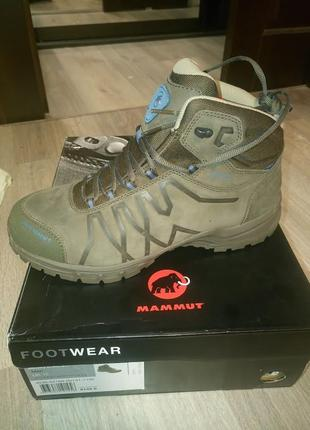 Ботинки mammut mercury iii mid gtx