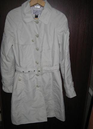 Очень красивый и стильный плащ .классика.mango suit. р-38м( 46)