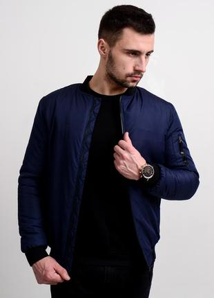 Мужской бомбер, мужская куртка